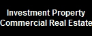 Investment Property Commercial Real Estate